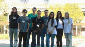 Acadêmicos de Engenharia de Computação participam da Maratona de Programação